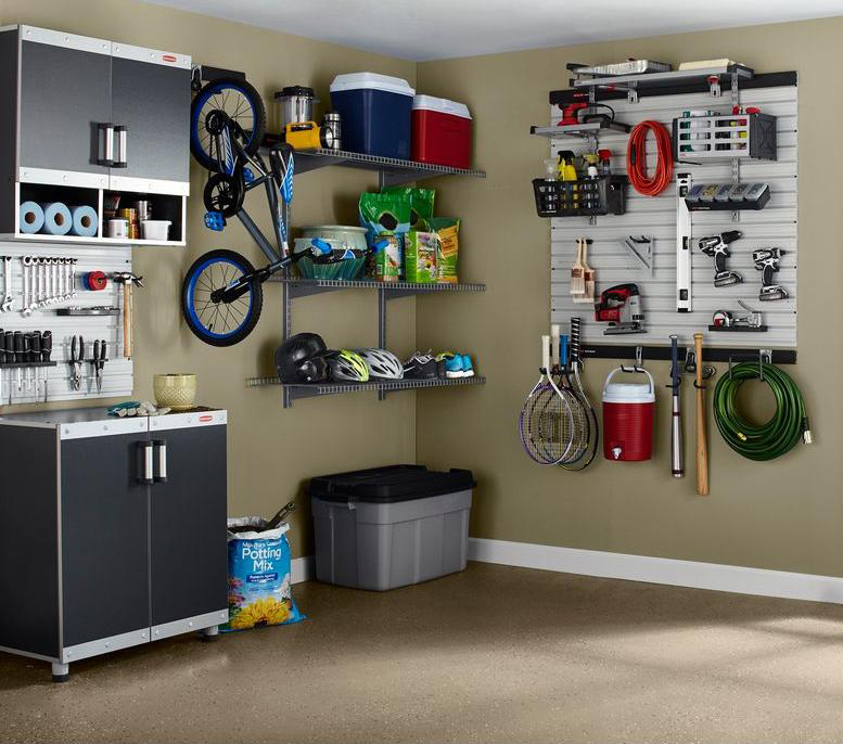 We Can Install Shelving And Provide Bins For Your Items As Well As Other  Add On Products And Services. Our Goal Is To Get You Organized And Make  This Space ...